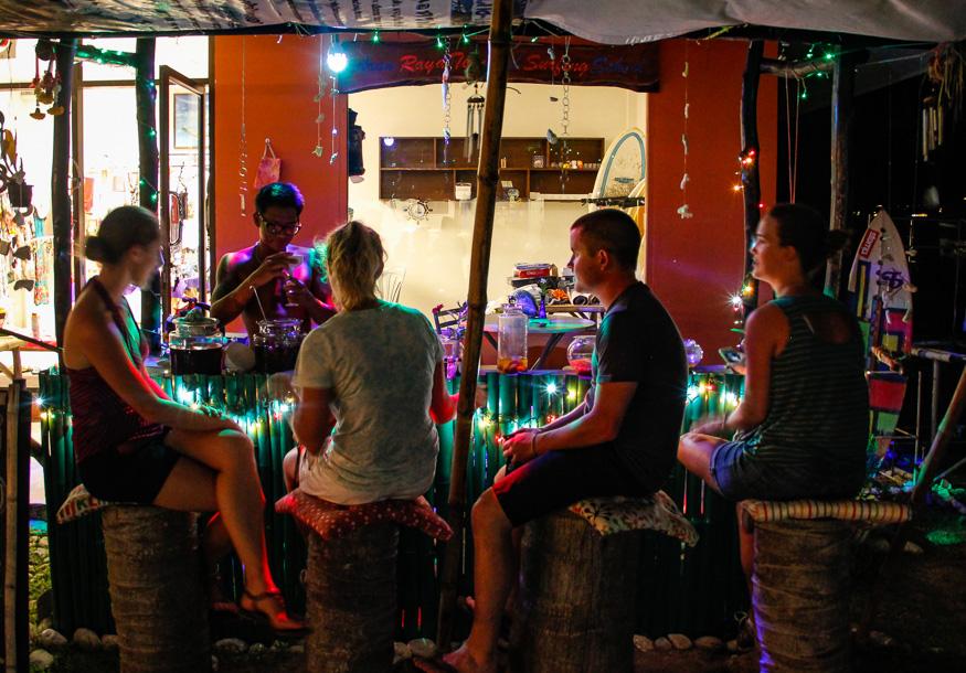 racha island tequila bar