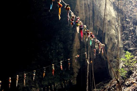 Phnom Sampeou killing caves