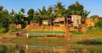 Battambang to Siem Reap