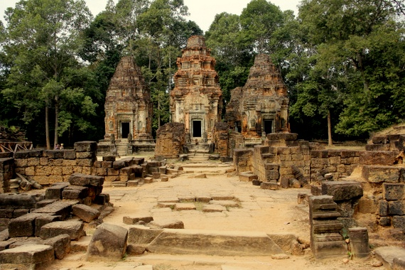 Rolous Group of Temples, Cambodia