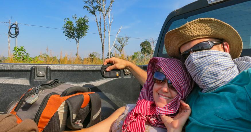 Northwestern Cambodia