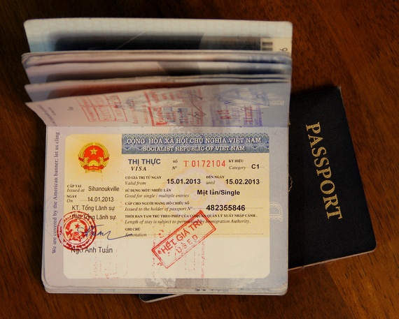 getting vietnamese visa in Phnom Penh