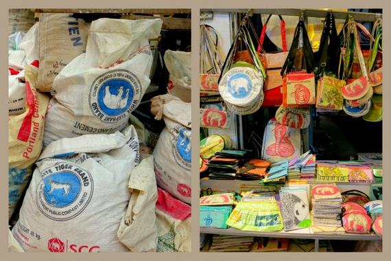 Siem Cement handbags