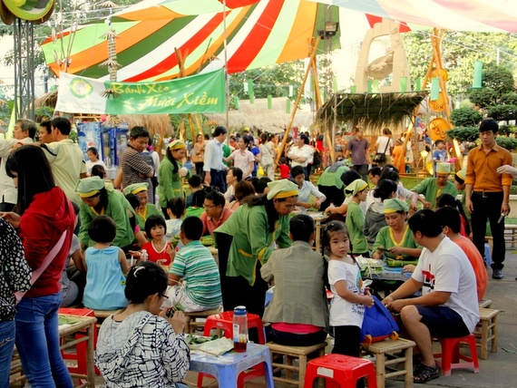 HCMC neighborhood festivals