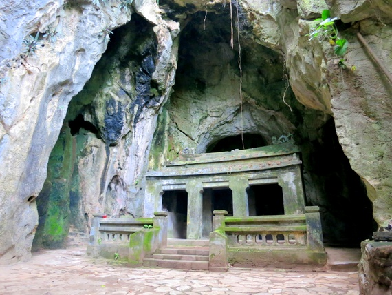 Marble Mountains Temples