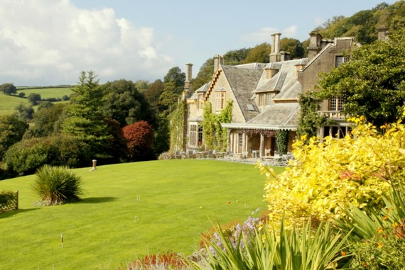 luxury hotels devon