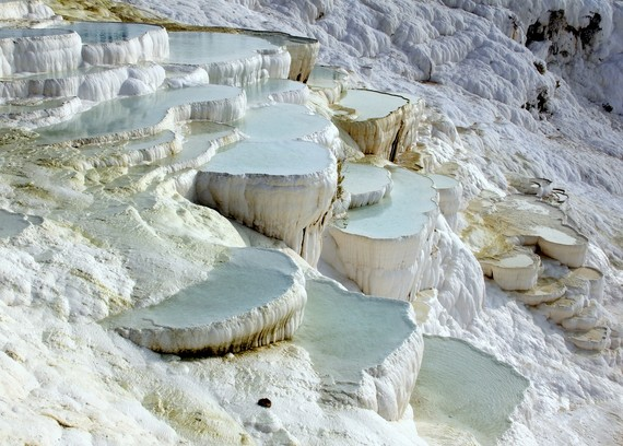 travertine pools pamukkale