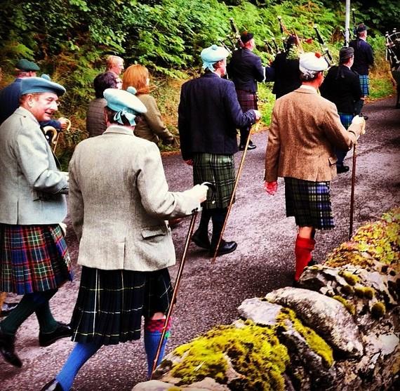 Oban Highland Games