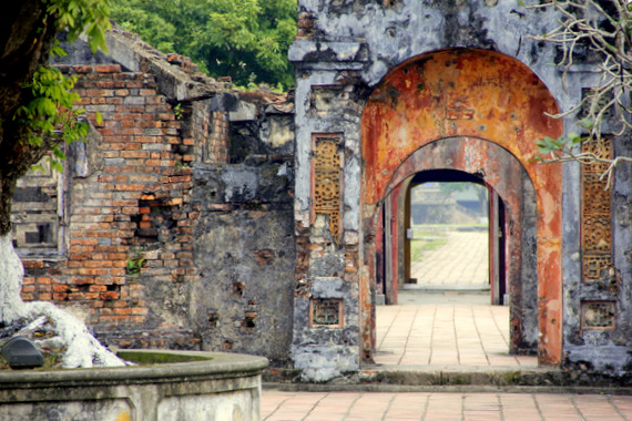 19th-century Citadel doorways
