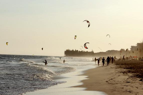 Best place to windsurf in Mui Ne