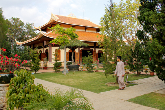 Thien Vien Truc Lam Monestary, Dalat