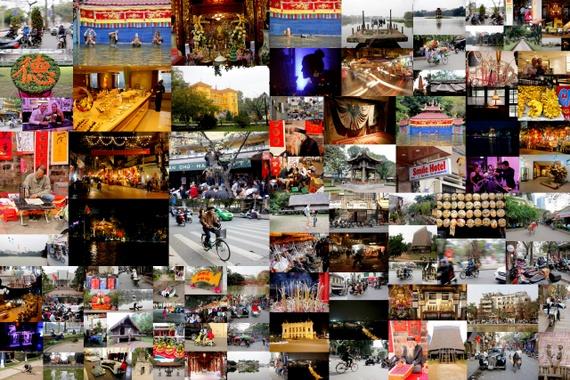 hanoi sightseeing photos