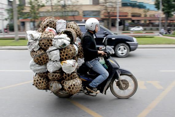 Bikes of Burden Vietnam