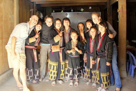 volunteer teaching vietnam