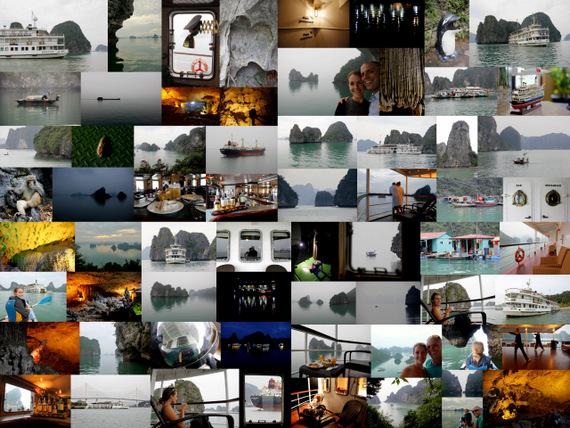 ha long bay photos