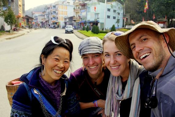 Emily Polar in Vietnam