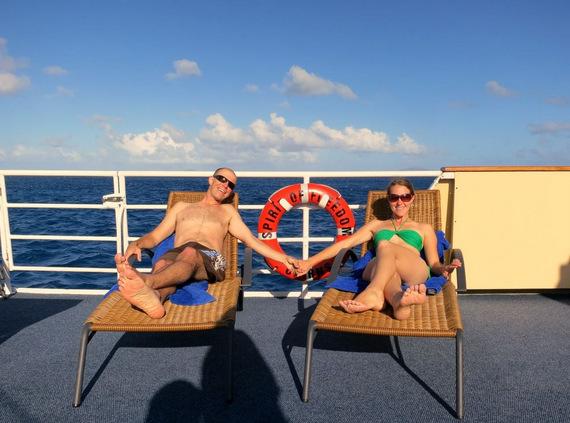 Spirit of Freedom live-aboard scuba