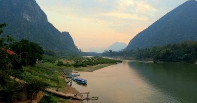 Laos' Idyllic River Towns