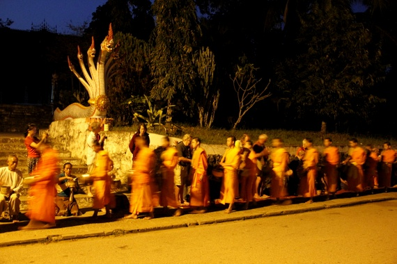 Monks of Luang Prabang