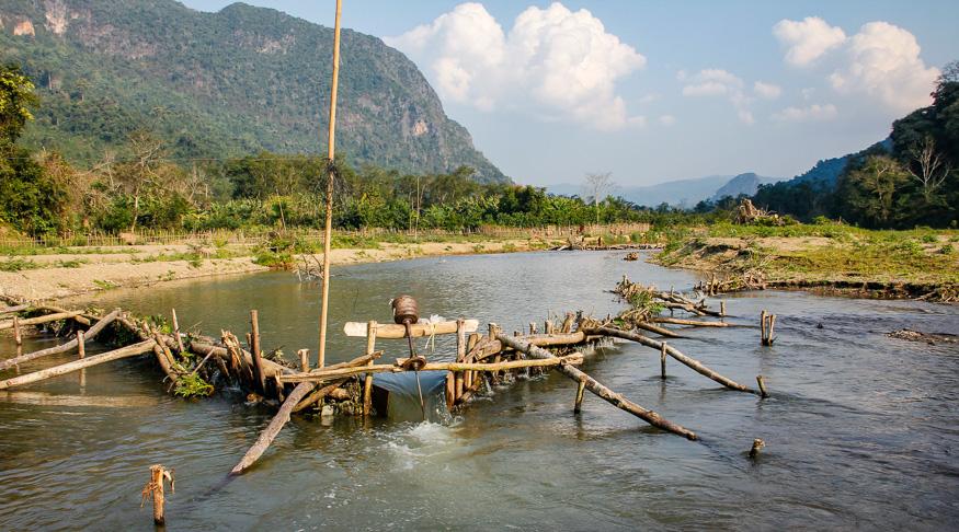 Why Travel to Nong Khiaw Laos to EscapeLaos Tour Operator
