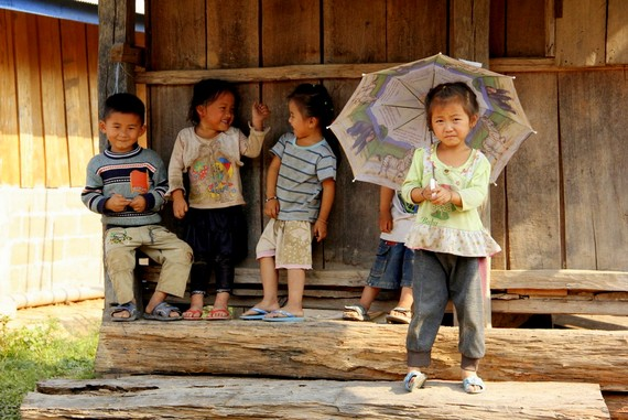 Tierman Bikes Muang Sing, Laos