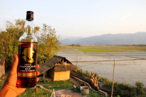 True Manhood Whiskey