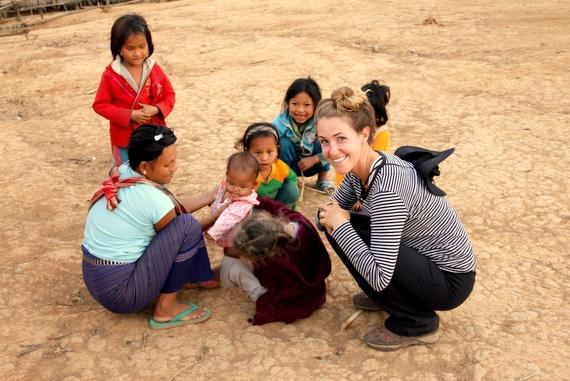 Lahu People of Laos Trek