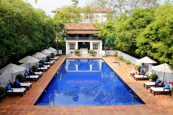 Rachmanka Hotel Chiang Mai, Thailand