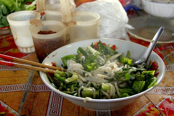 Laos Noodle Soup