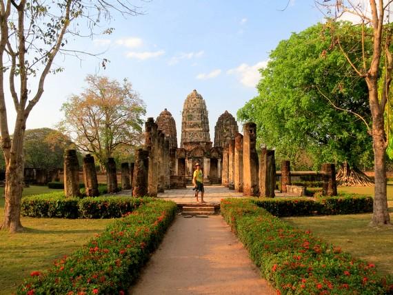 Mat Mahathat Sukhothai