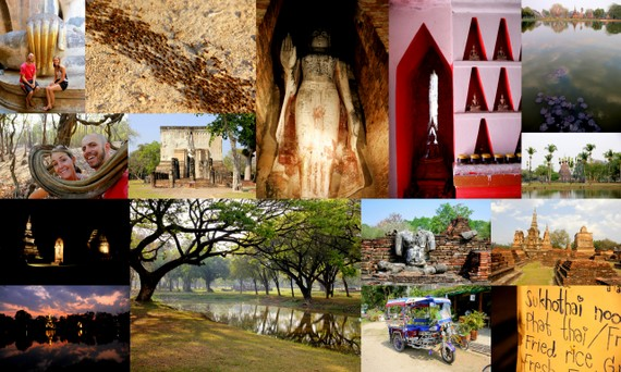Sukhothai Historical Park photos