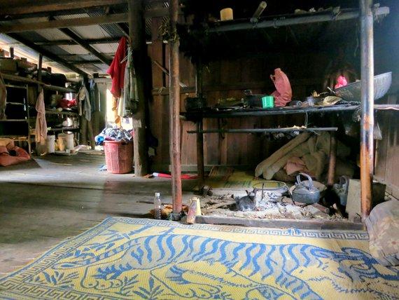 Homestay in remote village in Thailand