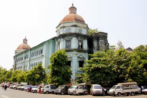 The Strand British Burma