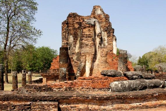 Wat Phra Pha Luang Sukhothai