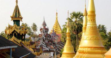 Temples of Mawlamyine