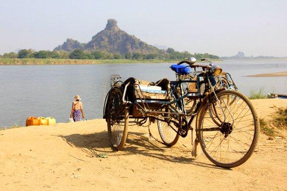 Bikes of Myanmar