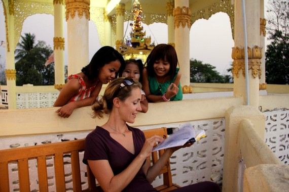 Teaching English in Myanmar