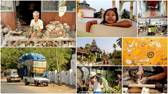 Photos from Mawlamyine Myanmar