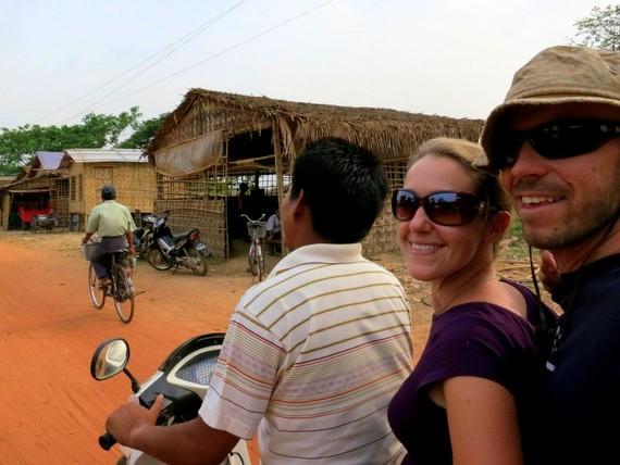 bago myanmar tour