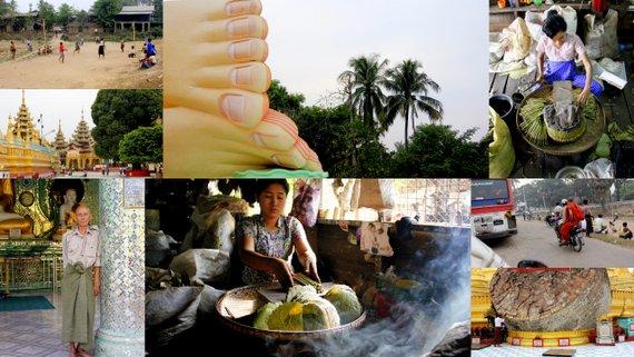 bago myanmar photos