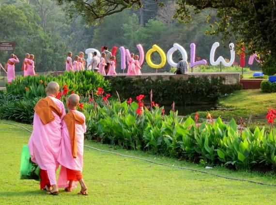 Monks of Pyin Oo Lwin