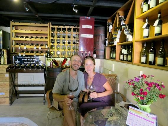Myanmar Wine