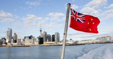 Sydney Harbor Flag