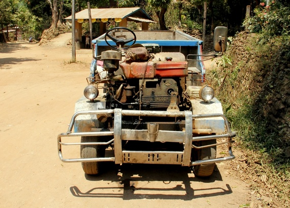 Cars of Myanmar