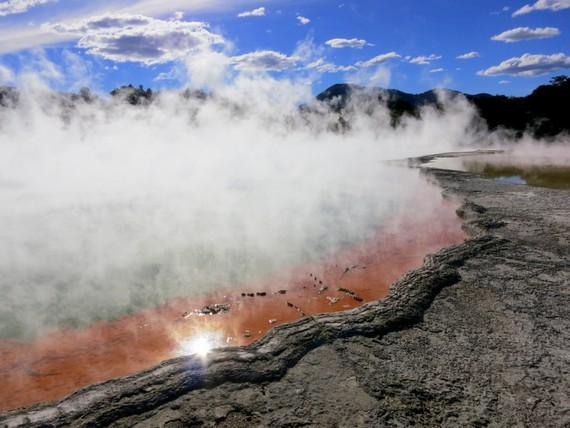 Colors of Rotorua