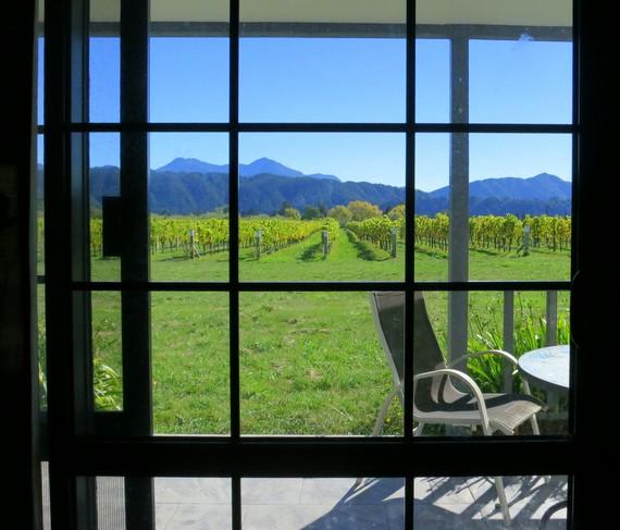 Marlborough Vineyard Cottages
