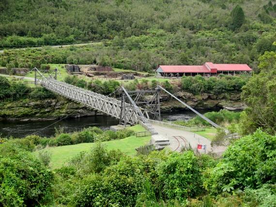 Brunner Mine NZ
