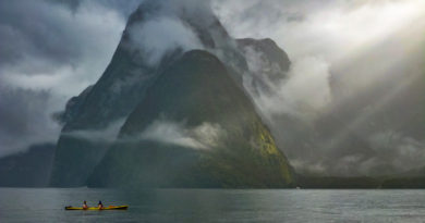 The Legendary Milford Sound