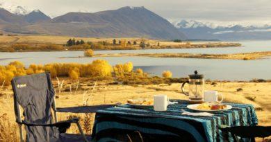 The Great New Zealand Campervan Adventure Begins!