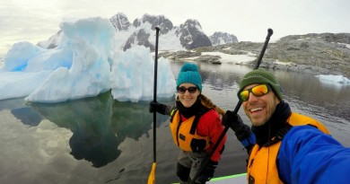 PHOTOS: Antarctica 7th Continent